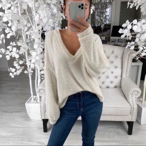 Soft Cream Sweater